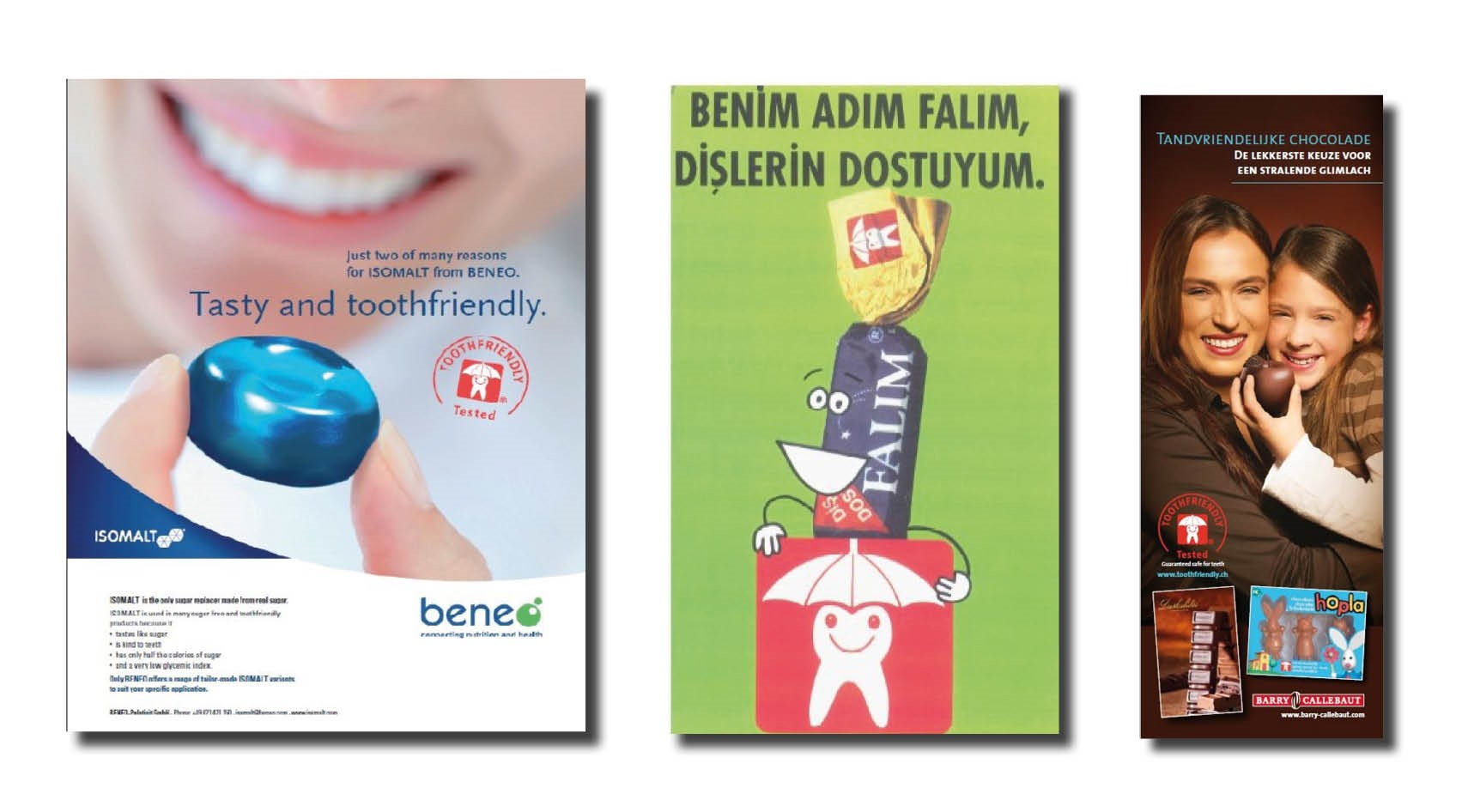 Advertisement samples Toothfriendly 2