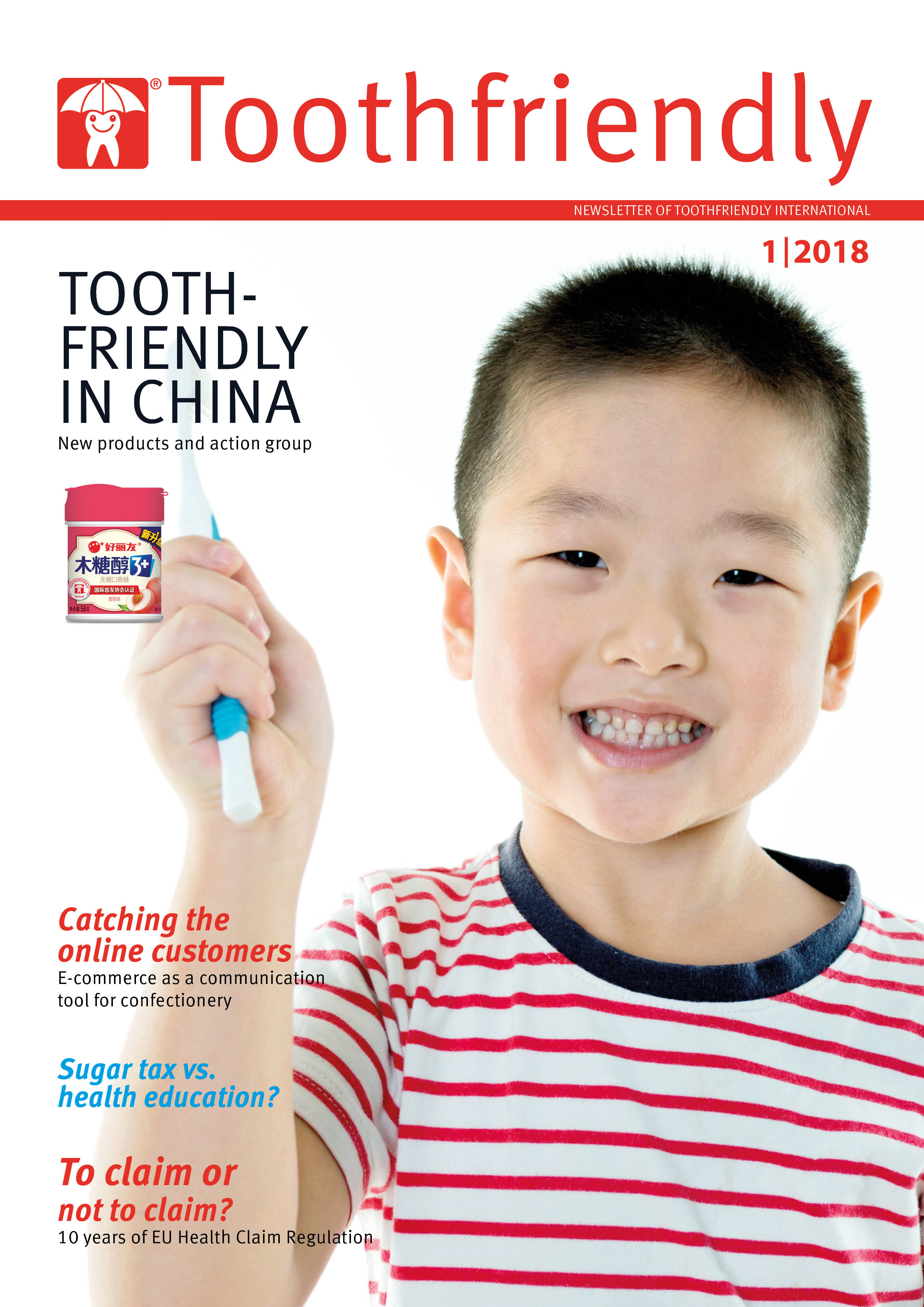 ToothfriendlyNewsletter2018 cover