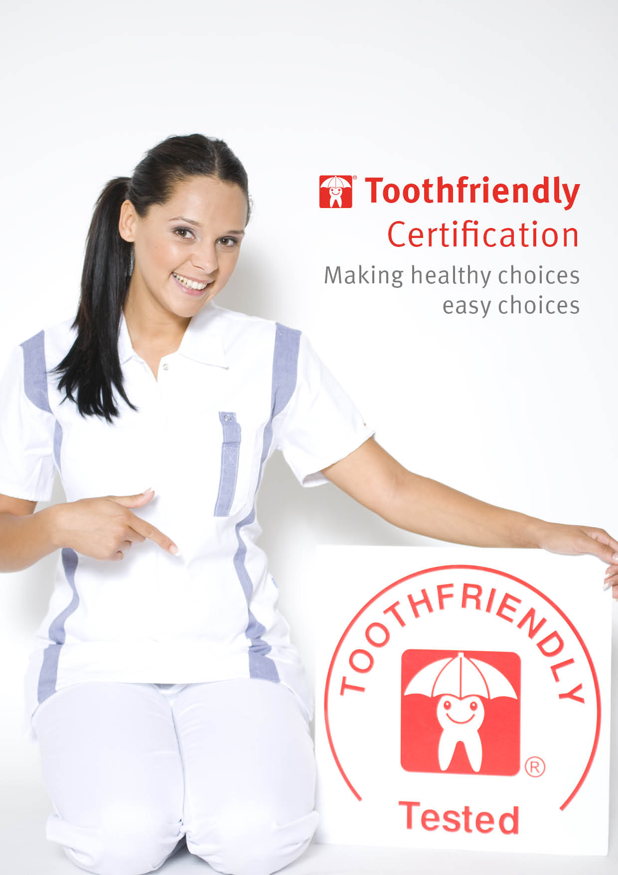 Toothfriendly Certification cover