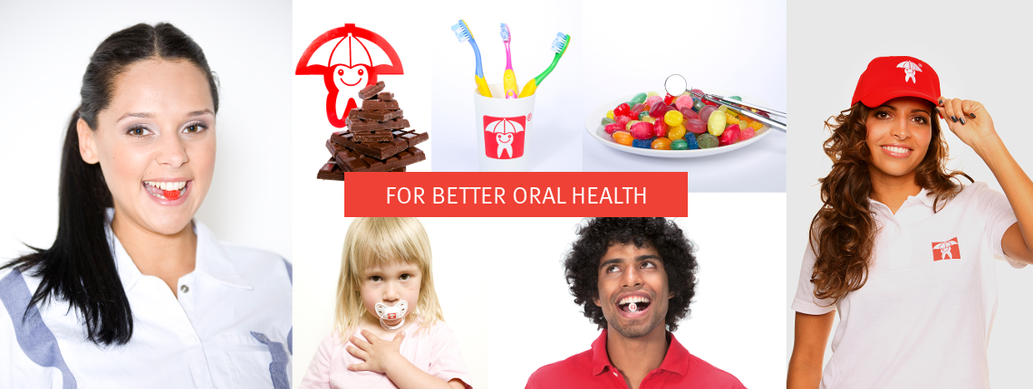 for better oral health